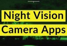 Night Vision Camera Apps