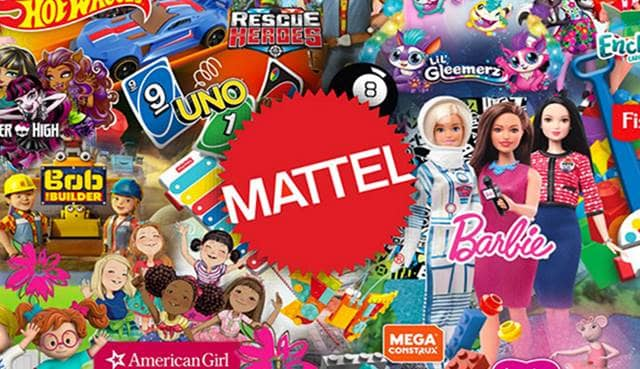 Toy Maker Mattel