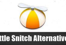 Little Snitch Alternatives