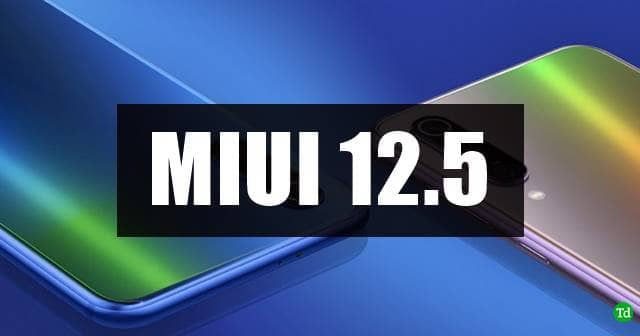 Xiaomi MIUI 12.5 to Roll Out For Eligible Devices by the End of 2020