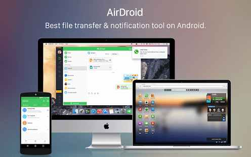 AirDroid Remote Access and File