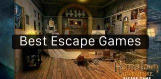 Best Escape Games for smartphones