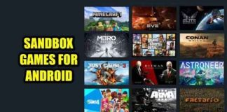 Best Sandbox Games for Android