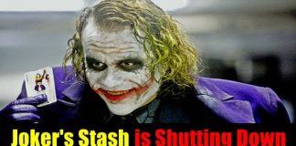 Joker's Stash: The Biggest Carding Marketplace in Dark Web is Shutting Down