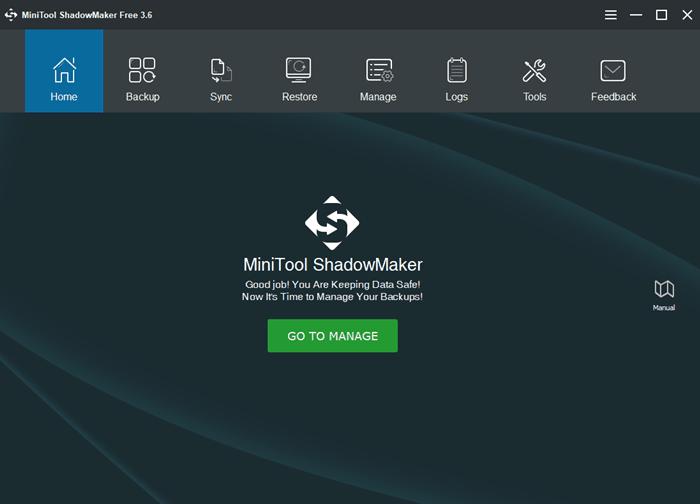 MiniTool Shadowmaker 3.6
