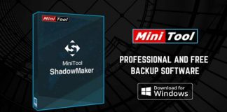 MiniTool Shadowmaker - A Complete PC Backup Solution