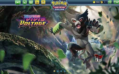 Pokémon TCG en línea