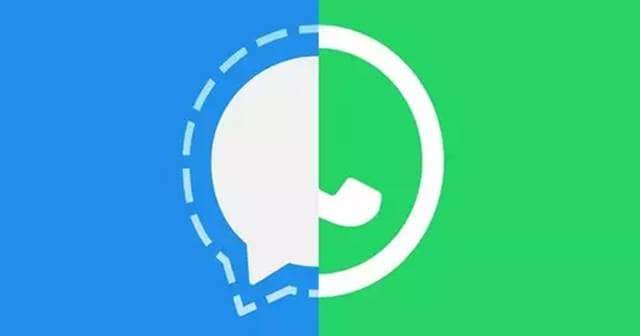 Señal Vs WhatsApp