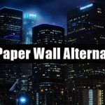 The Paper Wall Alternatives