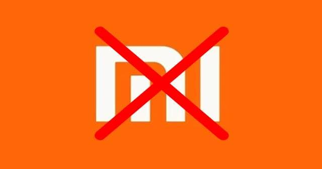 US Govt Blacklisted Xiaomi For Being Linked to Chinese Military