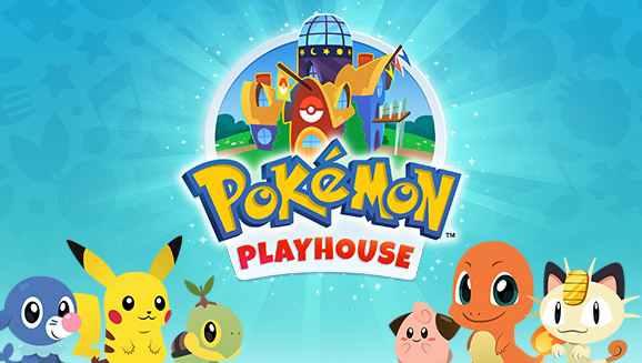 Casa de juegos de Pokemon