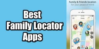 Best family locator apps for android