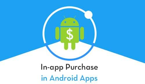 In-App Purchases Android Apps