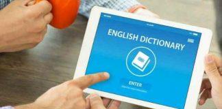 Offline Dictionary software