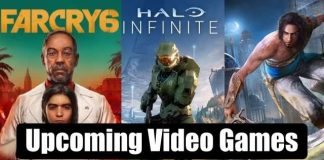 Upcoming video games of 2021