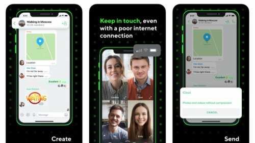 ICQ New Messenger App