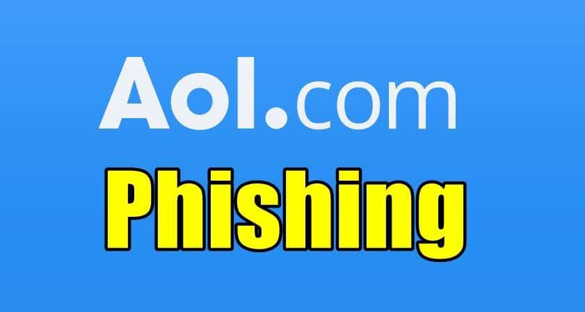 AOL Phishing Campaign