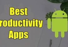 Best Productivity Apps for Android