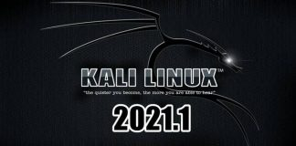 Kali Linux Version 2021.1 Download With More Hacking Tools