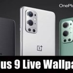 OnePlus 9 Live Wallpapers