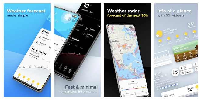 Overdrop - Hyperlocal Weather