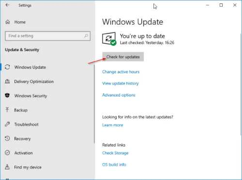 Instal Driver Iphone melalui Windows Update