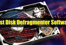 Best Disk Defragmenter Software For Windows 10