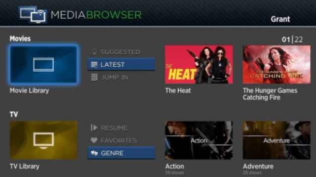 Media Browserr