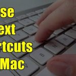How to Use Text Shortcuts on Mac for Quick Typing