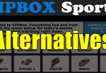 VipBox Alternatives