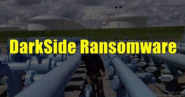 DarkSide Ransomware