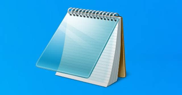 Windows 10 Notepad Will Soon Notify Users About a New Update if Available
