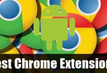 Best Chrome Extensions For Android