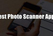 Best Photo Scanner Apps