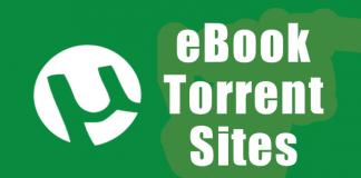 Best Torrent Sites To Download Ebooks