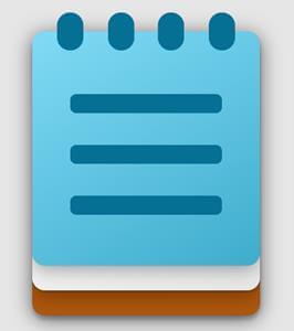 Fluent Notepad