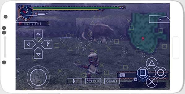Goldenn PSP Emulator
