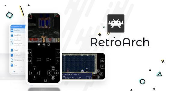 RetroArch PSP Emulator