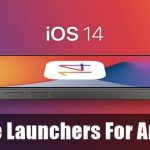 iPhone (iOS) Launchers For Android