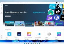 Windows 11 Gets Support For Running Android Apps