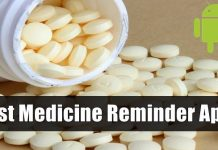 Best Medicine Reminder Apps For Android