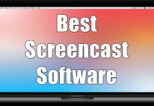 Best Screencast Software for MacOS