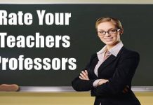 Rate Your Teachers and Professors