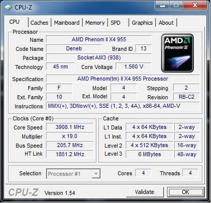 CPU-Z & GPU-Z