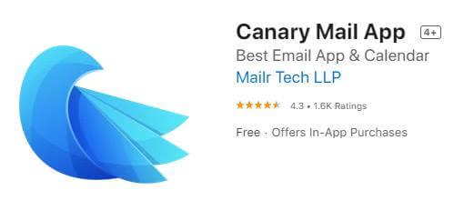 Canary Mail