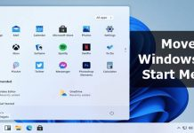 How to Move Windows 11 Start Menu from Center to Left