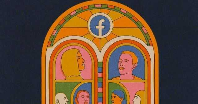 Facebook wants you to Connect with God. On Facebook