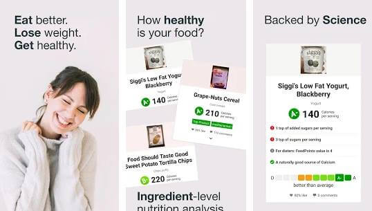 Fooducate Weight Loss Coach