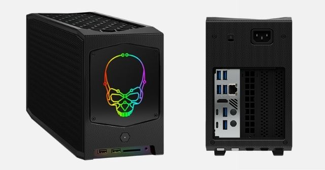 Intel new gaming PC NUC 11 Extreme