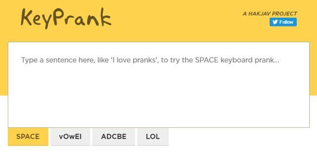 Key Prank